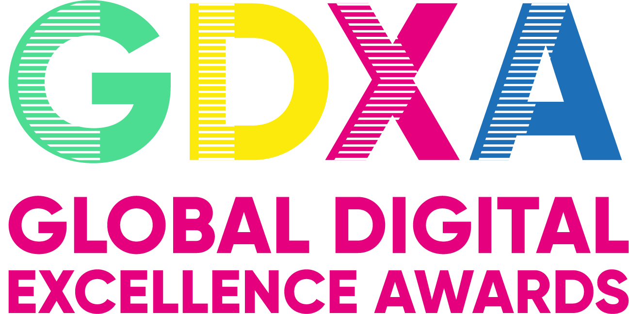 Global Digital Excellence Awards logo